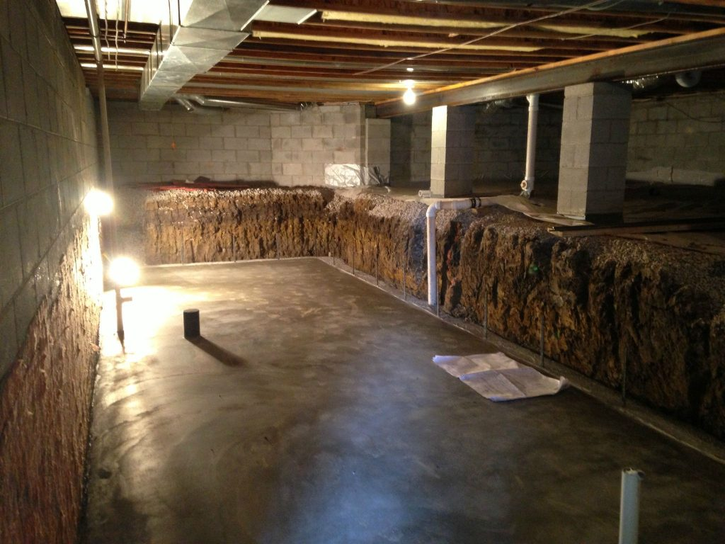 Can You Dig Out a Crawl Space to Make a Basement